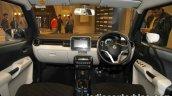 Maruti Ignis dashboard unveiled