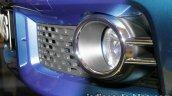 Maruti Ignis foglamp trim unveiled