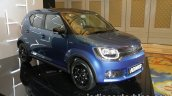Maruti Ignis front three quarter unveiled