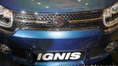 Maruti Ignis grille unveiled