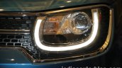 Maruti Ignis headlamp unveiled