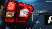 Maruti Ignis taillamp unveiled