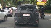 Mitsubishi XM MPV rear in Indonesia
