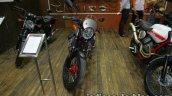 Moto Guzzi V7 II Racer front at Thai Motor Expo.