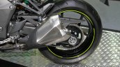 New Kawasaki Z1000 exhaust at Thai Motor Expo
