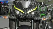 New Kawasaki Z1000 headlamp at Thai Motor Expo