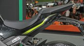 New Kawasaki Z1000 seat at Thai Motor Expo