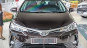 New Toyota Corolla Altis 1.8G (facelift) front