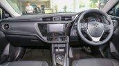 New Toyota Corolla Altis 1.8G (facelift) interior dashboard