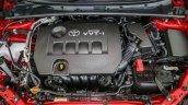 New Toyota Corolla Altis 2.0V (facelift) engine