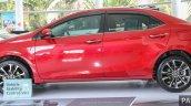 New Toyota Corolla Altis 2.0V (facelift) profile