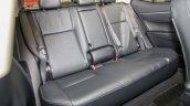 New Toyota Corolla Altis 2.0V (facelift) rear seats