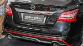 Nissan Teana Performance Package 2.0XL rear fascia