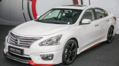 Nissan Teana Performance Package 2.5XV front three quarters