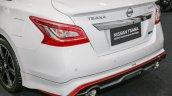 Nissan Teana Performance Package 2.5XV rear fascia