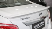 Nissan Teana Performance Package 2.5XV rear spoiler