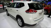 Nissan X-Trail X-Tremer Hybrid rear three quarter at the Thai Motor Expo