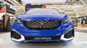 Peugeot 308 R HYbrid concept front at 2016 Bologna Motor Show