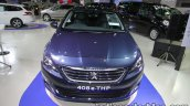 Peugeot 408 e-THP front at 2016 Thai Motor Expo