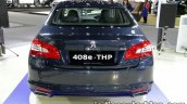 Peugeot 408 e-THP rear at 2016 Thai Motor Expo