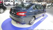 Peugeot 408 e-THP rear three quarters right side at 2016 Thai Motor Expo