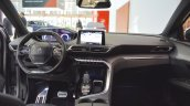 Peugeot 5008 dashboard at Bologna Auto Show
