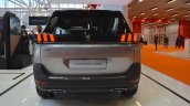 Peugeot 5008 rear fascia at Bologna Auto Show