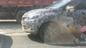 Renault Captur front end spotted in India
