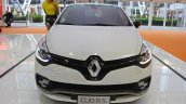 Renault Clio R.S. Trophy 220 front at 2016 Bologna Motor Show