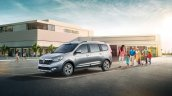 Renault Lodgy Stepway front quarter updated