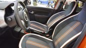 Renault Twingo GT front seats at 2016 Bologna Motor Show