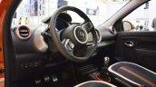 Renault Twingo GT interior at 2016 Bologna Motor Show