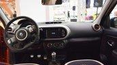 Renault Twingo GT interior dashboard at 2016 Bologna Motor Show