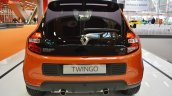 Renault Twingo GT rear at 2016 Bologna Motor Show