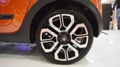 Renault Twingo GT wheel at 2016 Bologna Motor Show