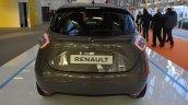 Renault Zoe rear at 2016 Bologna Motor Show