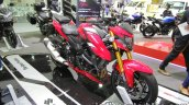 Suzuki GSX-S750 front three quarter at Thai Motor Expo