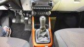 Suzuki Ignis iUNIQUE centre console at 2016 Bologna Auto Show