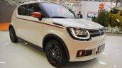 Suzuki Ignis iUNIQUE front three quarters right side at 2016 Bologna Auto Show