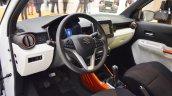 Suzuki Ignis iUNIQUE interior at 2016 Bologna Auto Show