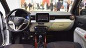 Suzuki Ignis iUNIQUE interior dashboard at 2016 Bologna Auto Show