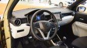 Suzuki Ignis interior at 2016 Bologna Motor Show