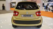 Suzuki Ignis rear at 2016 Bologna Motor Show