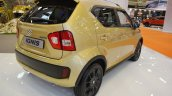 Suzuki Ignis rear three quarters at 2016 Bologna Motor Show