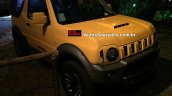 Suzuki Jimny Canvas front three quarters right side Brazil spy shot