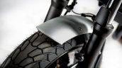 Suzuki SV650 Scrambler front mudguard
