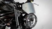 Suzuki SV650 Scrambler headlamp