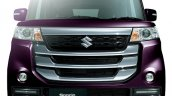 Suzuki Spacia Customz purple