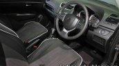 Suzuki Swift Sai Edition interior at the Thai Motor Expo Live