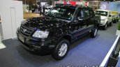 Tata Xenon 150NXtreme front three quarters at 2016 Thai Motor Expo